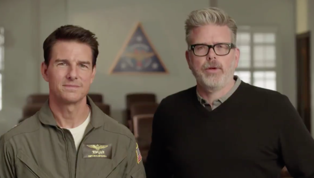 Everyone is digging Tom Cruise's PSA about motion smoothing
