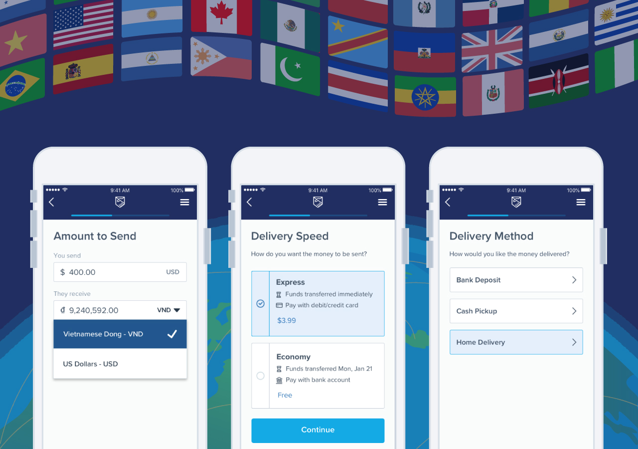 Remitly expands coverage for mobile remittance program to 40 countries,  nears 1K employee mark - GeekWire