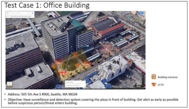 Vulcan plans to test AI security system on Seattle plaza