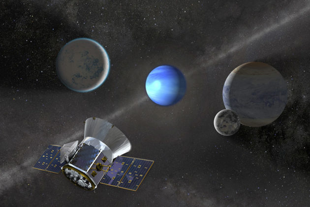 TESS and exoplanets