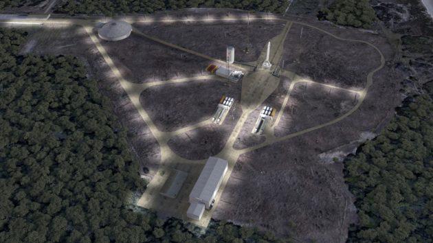 Launch Complex 16