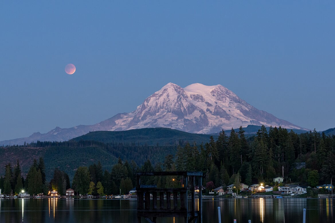 All-American lunar eclipse will darken the moon and brighten spirits (if skies are clear)