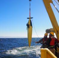 Seaglider deployment