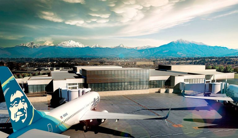 Alaska Airlines begins ticket sales for 18 daily flights from Paine