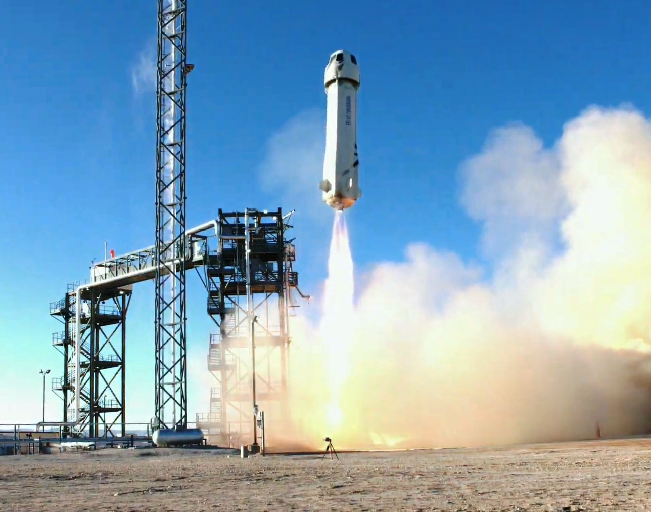Blue Origin's mystery passenger revealed: At age 18, Oliver Daemen will be youngest spaceflier
