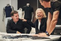 Kevin Plank and Richard Branson