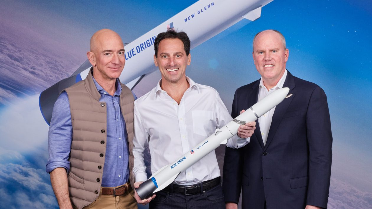 Telesat makes deals with Blue Origin and Loon for its internet satellite network