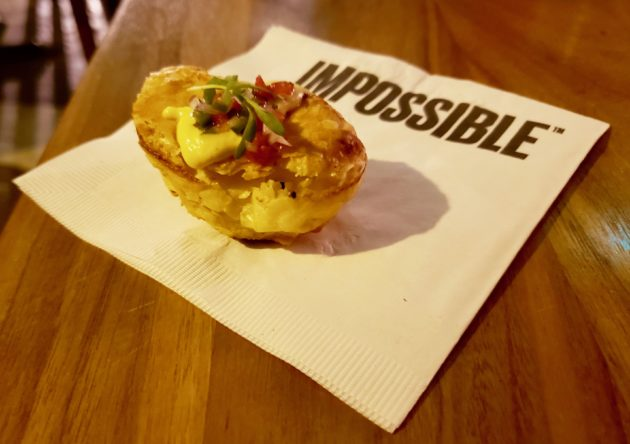 Impossible Foods Grocery Stores
