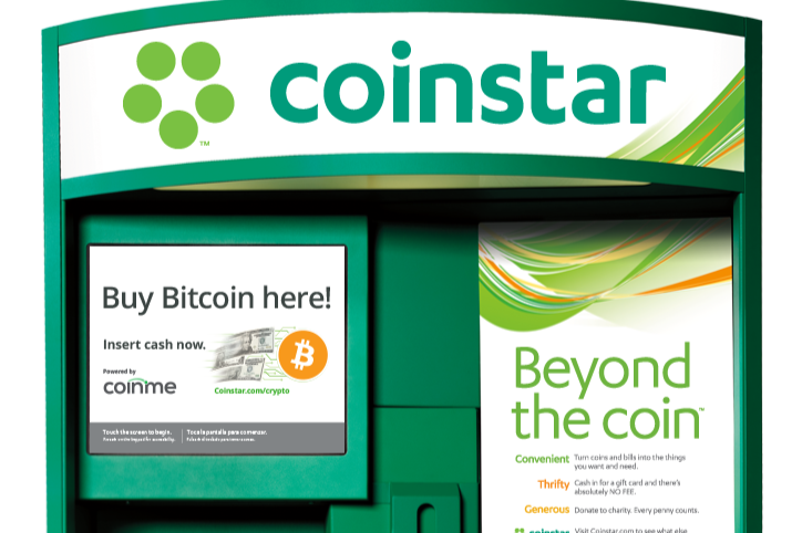 Coinstar and Amazon to let customers deposit cash to Amazon accounts