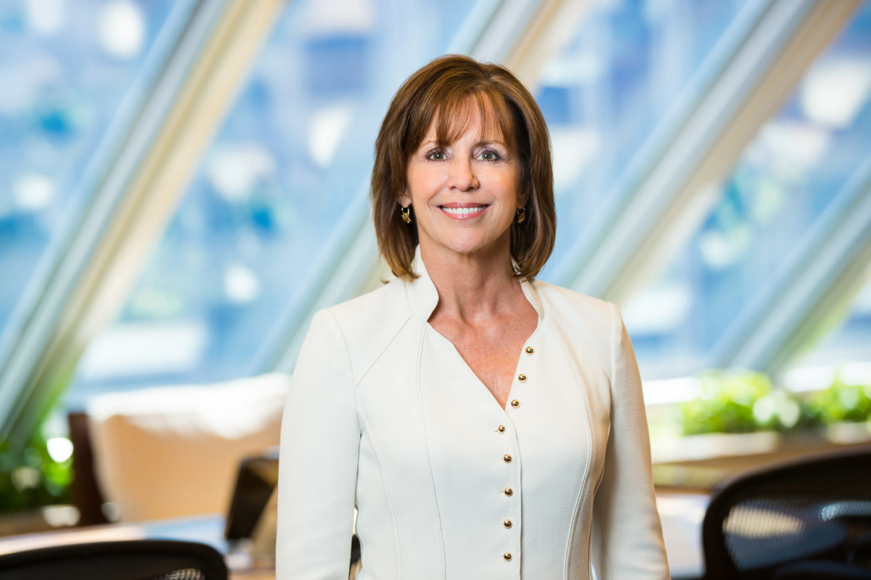 5 rules for being fearless in business and life from AOL veteran and investor Jean Case