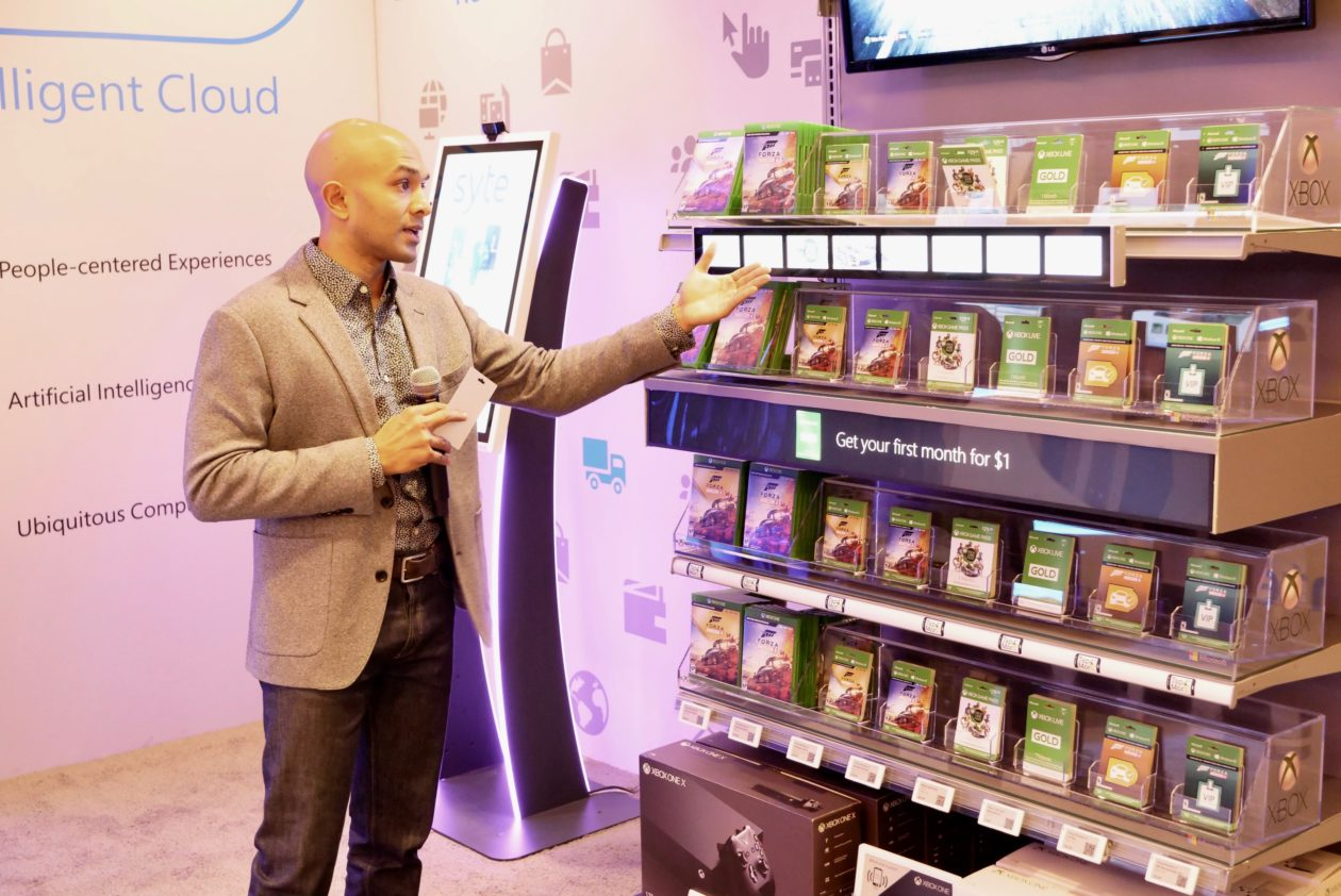 Microsoft spotlights efforts to help retailers modernize and compete with Amazon