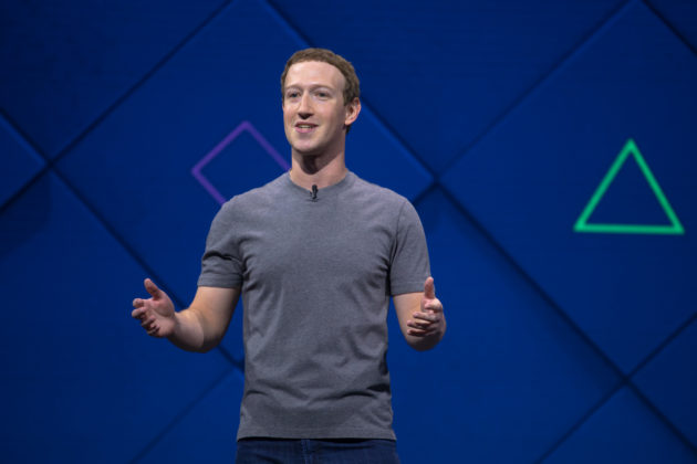 Facebook looks to get into voice assistant market