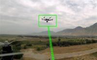 DroneHunter at work