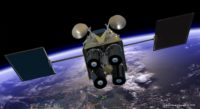 EarthNow satellite
