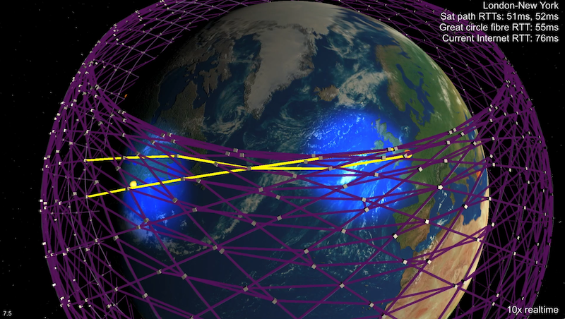 FCC approves SpaceX's revised Starlink satellite plan - GeekWire