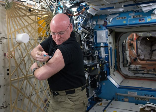 New Study On Health Risks Of >> After Twin Astronaut Tests Nasa Readies New Studies On Space Health