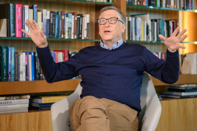 Netflix documentary 'Inside Bill's Brain' to offer unique look at Bill Gates' work on big problems