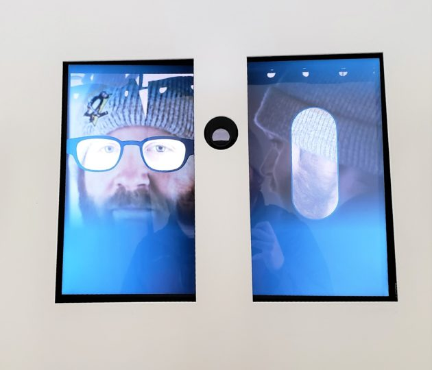 Worth seeing? We get fitted for Alexa-enabled smart glasses in a mobile showroom in Seattle