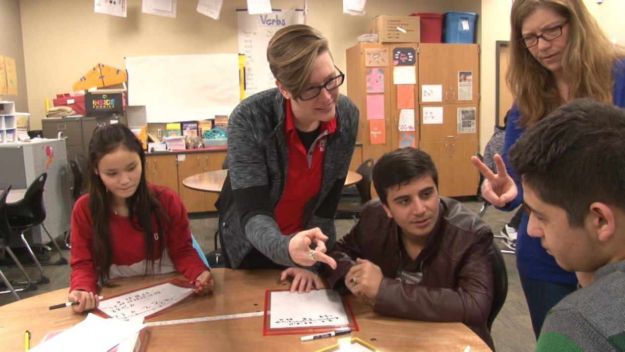 Numbers Geek: National Teacher of the Year, Mandy Manning, on grading U.S. public education