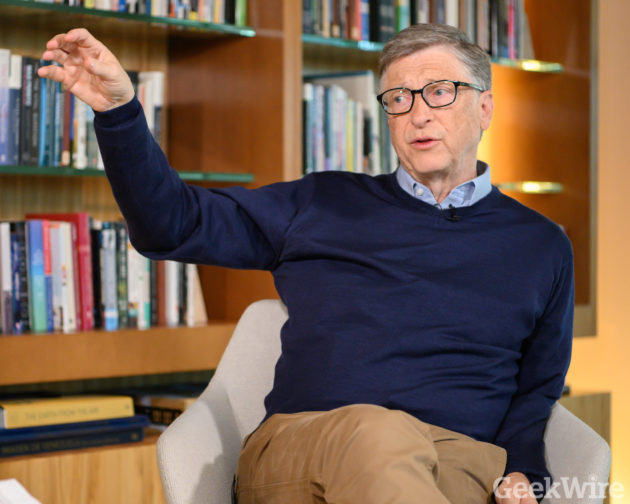 Bill Gates ready to tackle toughest challenges with President Biden after 'troubling time in America'