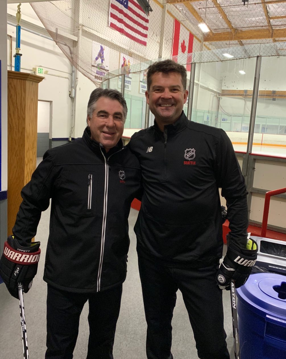 Startup tech exec and former pro hockey player joins new Seattle NHL  franchise to lead tech efforts b29f8897f
