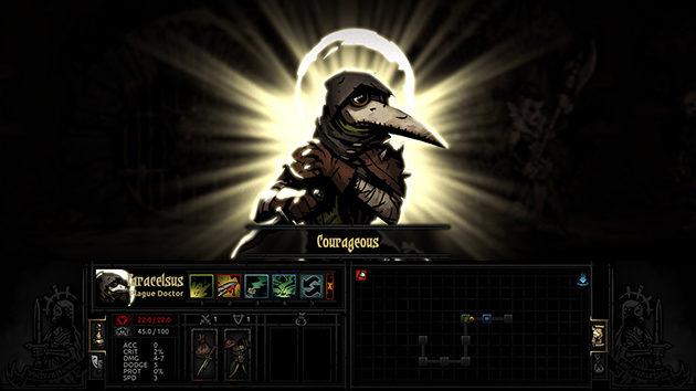 Indie developer Red Hook Studios working on 'Darkest Dungeon 2,' a