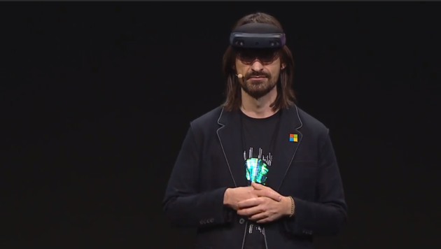 Microsoft unveils next-generation HoloLens headset and $399