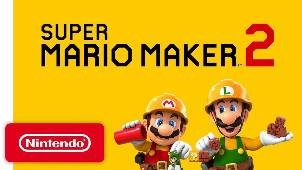 Nintendo surprises fans with  Super Mario Maker 2 e3d8b3bf6815