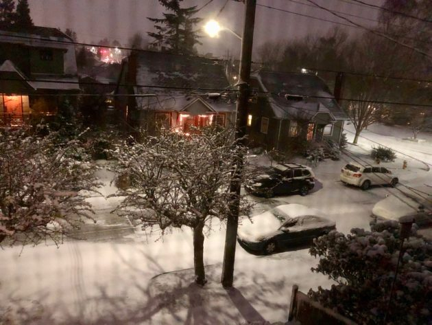 Say snow more? Weather guru Cliff Mass predicts 'absolutely