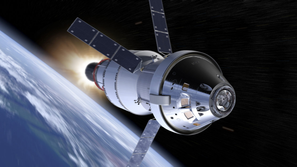 NASA considers shifting a key test flight beyond the moon to commercial rockets