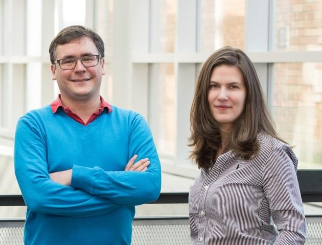 Luis Ceze and Karin Strauss