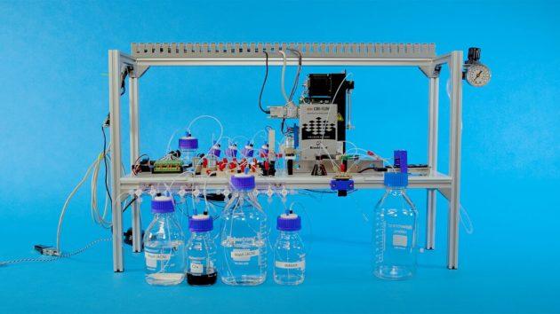 Microsoft and University of Washington demonstrate automated DNA data storage