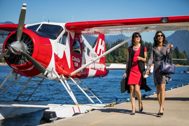 Seaplane company's plan for electric fleet is set for take off