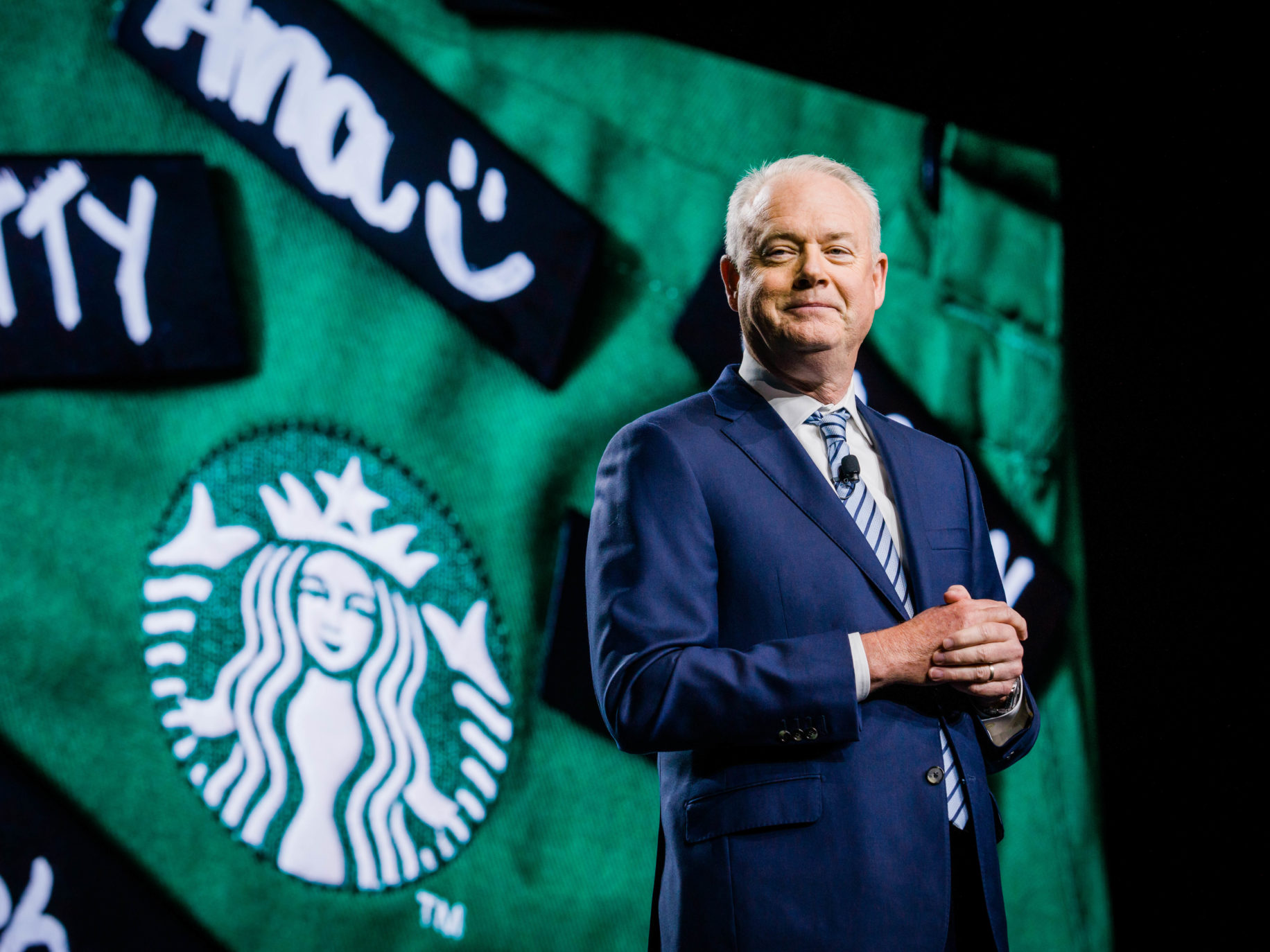 Starbucks CEO lays out plan for 'next phase' as coffee giant looks to reopen U.S. stores