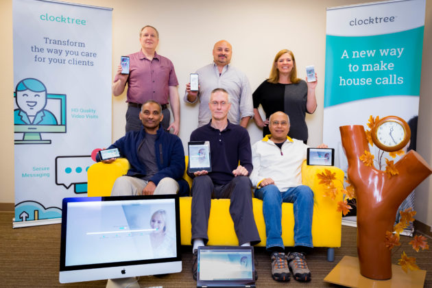 Led by Microsoft vets and Intelius co-founder, Clocktree rolls out telehealth platform for healthcare counseling