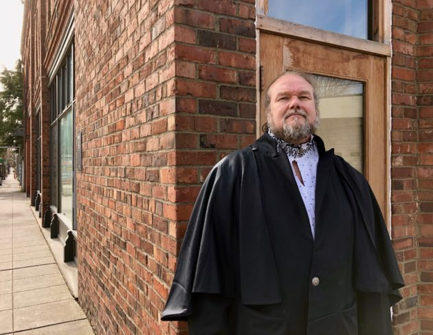 A wizard-themed pub and wand shop hopes to conjure magic in historic