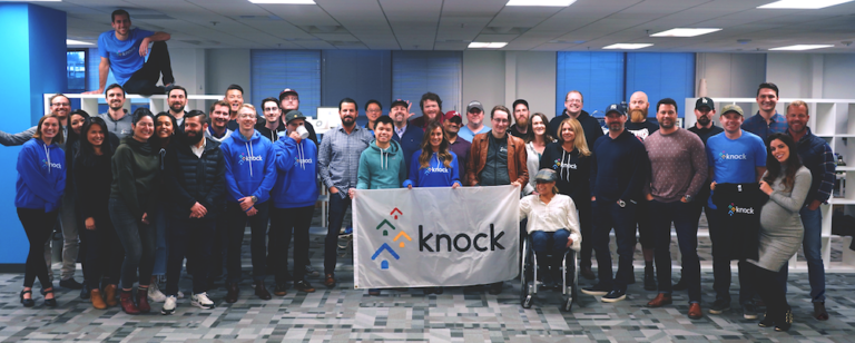Knock raises another $2M for real estate-focused CRM and