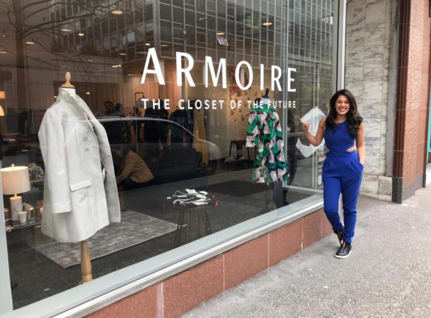 Fashion Rental Startup Armoire Aims To Reimagine The Dressing Room Experience At New Pop Up Store In Seattle