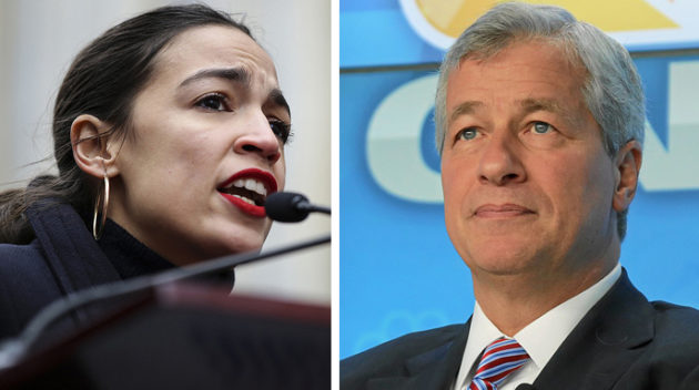 Jamie Dimon says NY antagonists of Amazon HQ2 'made a mistake' as AOC defends her position
