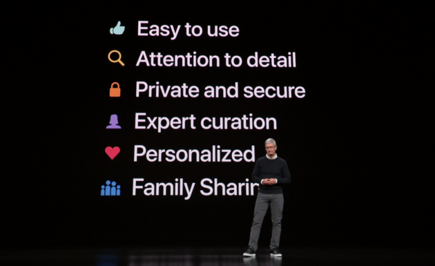 Privacy becomes a selling point for tech, with Apple and