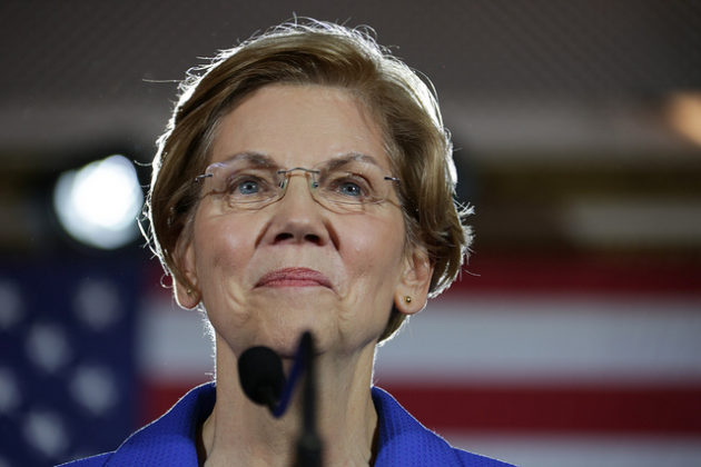 Elizabeth Warren wants to break up Apple