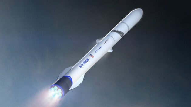 Blue Origin protests launch contract rules as it competes with SpaceX, ULA, Northrop Grumman