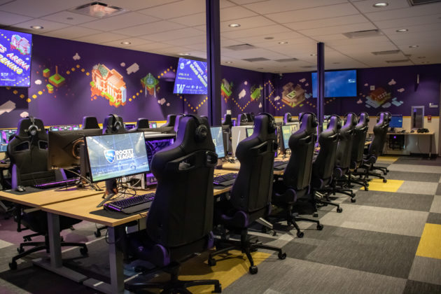 More than just playing a game': State-of-the-art esports