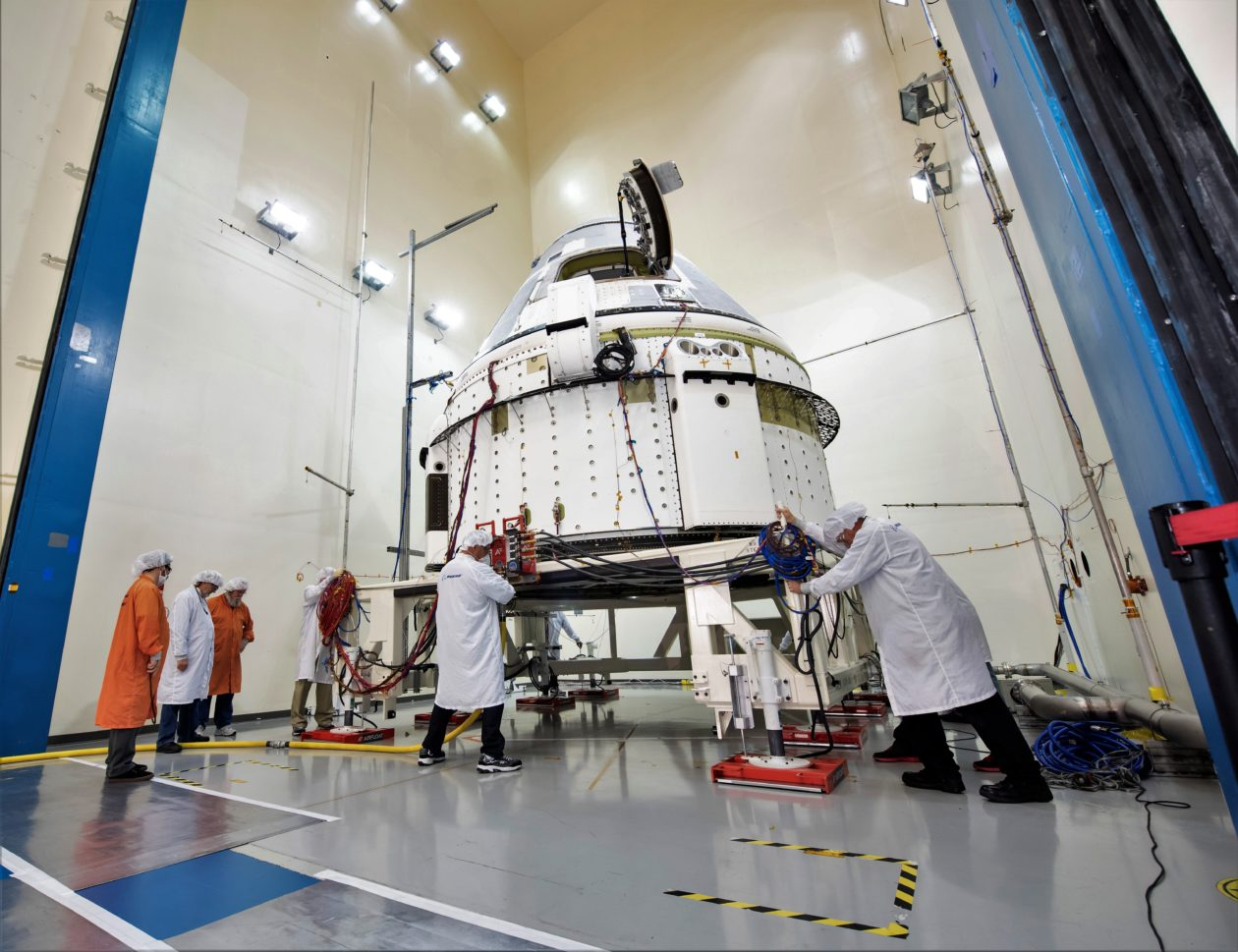 Test schedule for Boeing's Starliner space taxi reshuffled ...