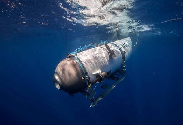 OceanGate's Titan submersible