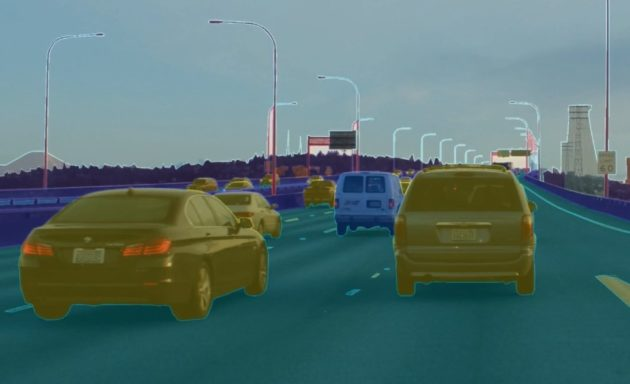 Training data for autonomous driving