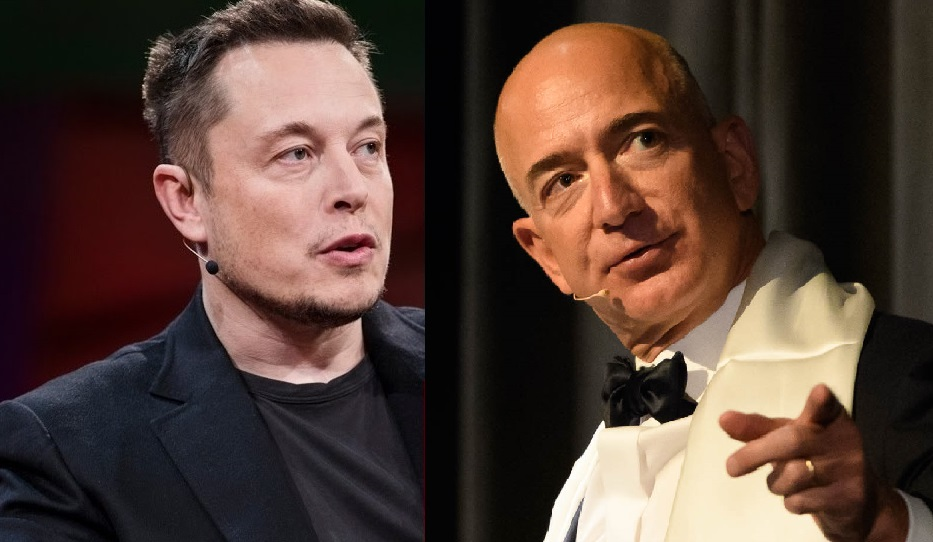Elon Musk starts another catfight with Jeff Bezos after Amazon buys Zoox self-driving car venture
