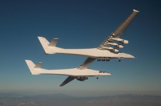 Stratolaunch air-launch venture says it's been sold by Paul Allen's Vulcan to a new owner