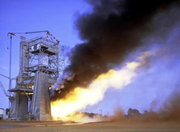Blue Origin strikes a deal with NASA to use a historic