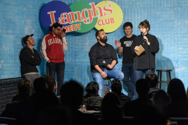 Very little tech support: The best zingers from a roast of techies at 'Socially Inept' comedy event